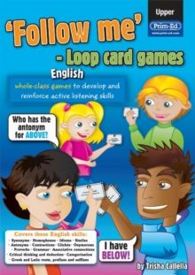 Loop Card Games - English Upper : Upper primary, Paperback Book