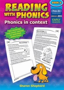 Reading with Phonics : Phonics in Context Bk. 2, Paperback / softback Book