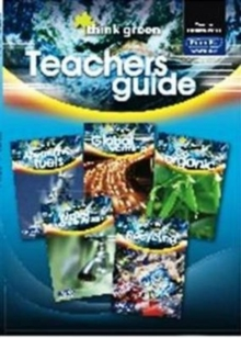 Think Green Teachers Guide, Paperback Book