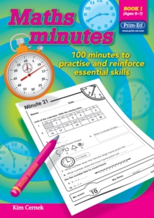 Maths Minutes : Book 1, Paperback Book