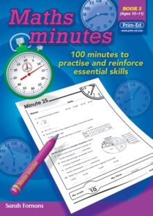Maths Minutes : Book 5, Paperback Book