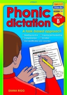Phonic Dictation : A Task-Based Approach Book B, Paperback Book