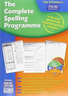 The Complete Spelling Programme Year 5/Primary 6 : A 36-Week Phonetically Organised Learning Schedule, Mixed media product Book