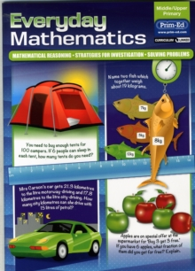 Everyday Mathematics : Mathematical Reasoning - Strategies for Investigation - Solving Problems Book 2, Copymasters Book