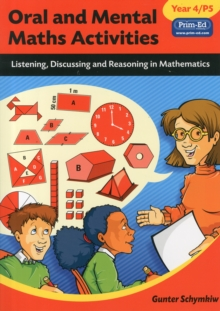 Oral and Mental Maths Activities : Listening, Discussing and Reasoning in Mathematics Year 4, Part 5, Copymasters Book
