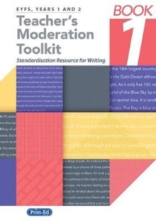 Teacher's Moderation Toolkit : Standardisation Resource for Teachers Book 1, Copymasters Book