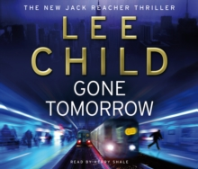 Gone Tomorrow : (Jack Reacher 13), CD-Audio Book
