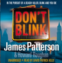 Don't Blink, CD-Audio Book