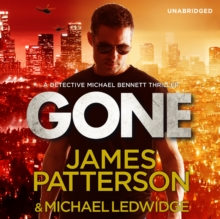 Gone : (Michael Bennett 6), CD-Audio Book