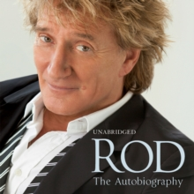 Rod: The Autobiography, CD-Audio Book