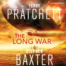 The The Long War : The Long War (Long Earth) 2, CD-Audio Book