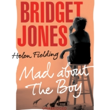 Bridget Jones: Mad About the Boy, CD-Audio Book