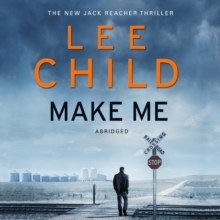 Make Me : (Jack Reacher 20), CD-Audio Book