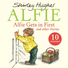 Alfie Gets in First and Other Stories, CD-Audio Book