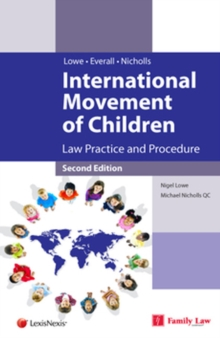 International Movement of Children : Law, Practice and Procedure, Hardback Book