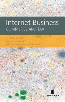 Internet Business : Commerce and Tax, Hardback Book