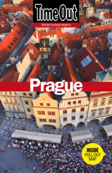 Time Out Prague City Guide, Paperback Book