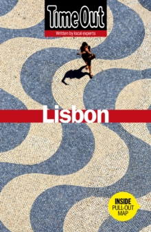 Time Out Lisbon City Guide, Paperback Book