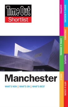 Time Out Manchester Shortlist, Paperback Book