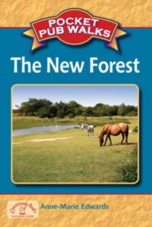 Pocket Pub Walks The New Forest, Paperback / softback Book