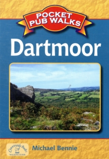 Pocket Pub Walks Dartmoor, Paperback / softback Book