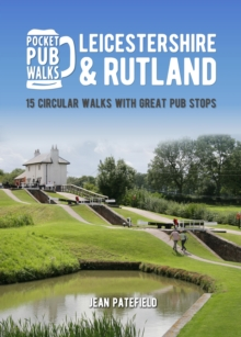 Pocket Pub Walks Leicestershire & Rutland, Paperback / softback Book