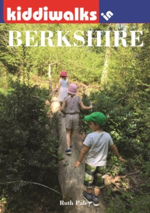 Kiddiwalks in Berkshire, Paperback Book