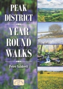 Peak District Year Round Walks, Paperback / softback Book