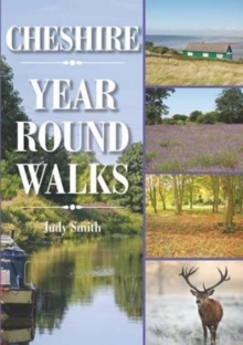 Cheshire Year Round Walks, Paperback / softback Book