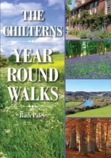 The Chilterns Year Round Walks, Paperback / softback Book