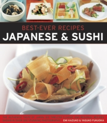 Best Ever Recipes: Japanese & Sushi, Paperback / softback Book