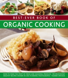 Best Ever Book of Organic Cooking, Paperback / softback Book