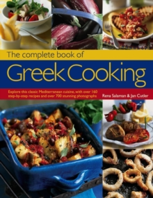 Complete Book of Greek Cooking, Paperback Book