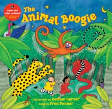 The Animal Boogie, Mixed media product Book