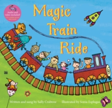 Magic Train Ride, Mixed media product Book