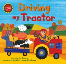 Driving My Tractor, Mixed media product Book