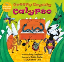 Creepy Crawley Calypso, Mixed media product Book