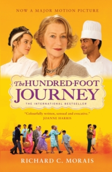 The Hundred-Foot Journey, Paperback Book