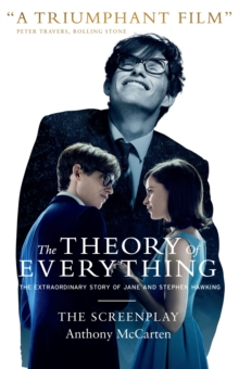 The Theory of Everything: The Screenplay, Paperback / softback Book