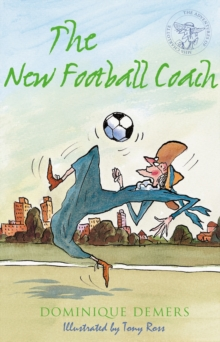 The New Football Coach, Paperback Book