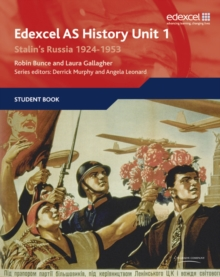 Edexcel GCE History AS Unit 1 D4 Stalin's Russia, 1924-53, Paperback Book