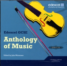 Edexcel GCSE Music Anthology, CD-Audio Book