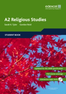 Edexcel A2 Religious Studies Student book and CD-ROM, Mixed media product Book