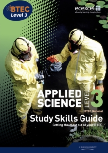 BTEC Level 3 National Applied Science Study Guide, Paperback / softback Book