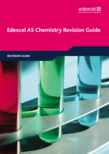 Edexcel AS Chemistry Revision Guide, Paperback / softback Book