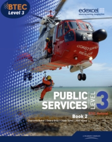 BTEC Level 3 National Public Services Student Book 2, Paperback Book