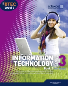 BTEC Level 3 National IT Student Book 2, Paperback / softback Book