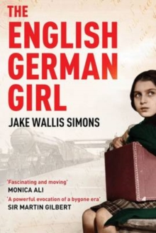 The English German Girl, Paperback Book