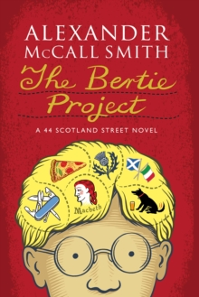The Bertie Project, Hardback Book