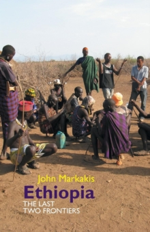 Ethiopia : The Last Two Frontiers, Paperback / softback Book